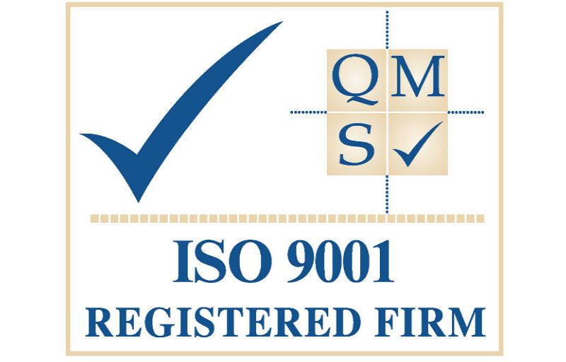 CGL Ground Investigations - QMS ISO 9001 Registered Firm