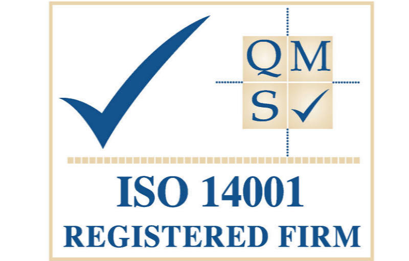 CGL Ground Investigations - QMS ISO 14001 Registered Firm