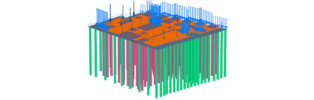 3D CGI modelling for Basement Impact and Ground Movement assessment - CGL