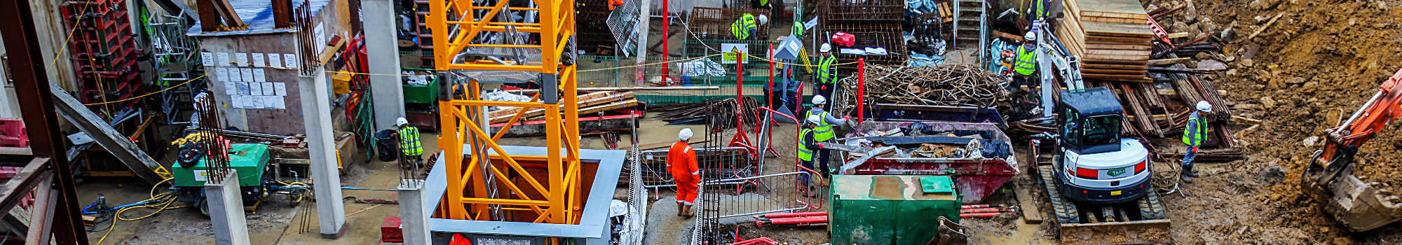 CGL are experts in Temporary Works Design Solutions