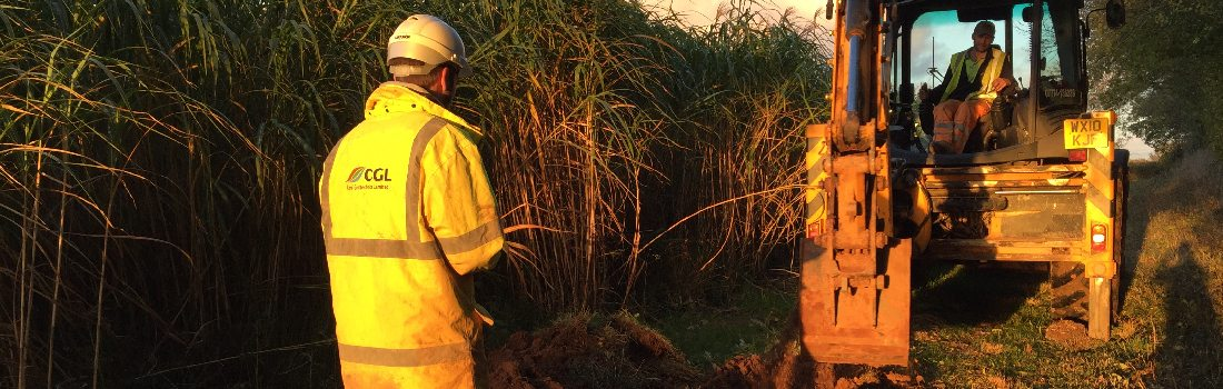 CGL provides Geoenvironmental Risk Assessments for earthworks and groundworks in the UK
