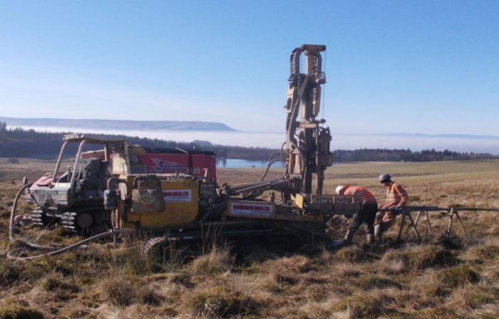 CGL offers Site Investigation solutions in remote location Beauly Denny