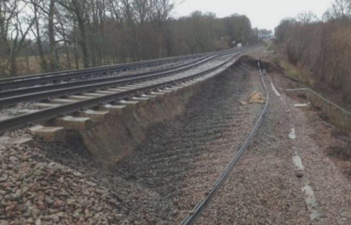 CGL provided waste assessment and materials management for the Botley Rail development