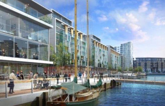 Remediation Design, Monitoring and Verification at Greenwich Reach development, London
