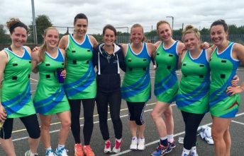 Victory for CGL Netball Team