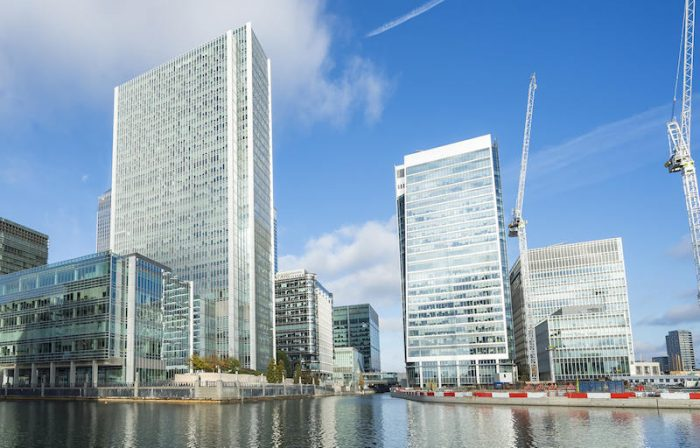 CGL provided waste assessment and materials management for Canary Wharf redevelopment