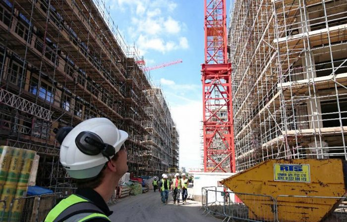 Remediation Design, Monitoring and Verification at Royal Wharf, London development