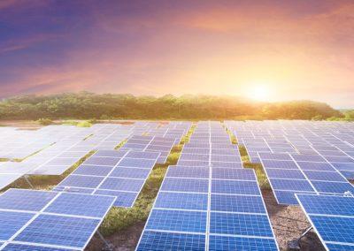 Solar Arrays, Southern England