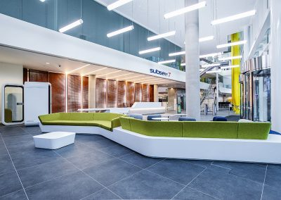 Subsea 7 High Specification Office Interior