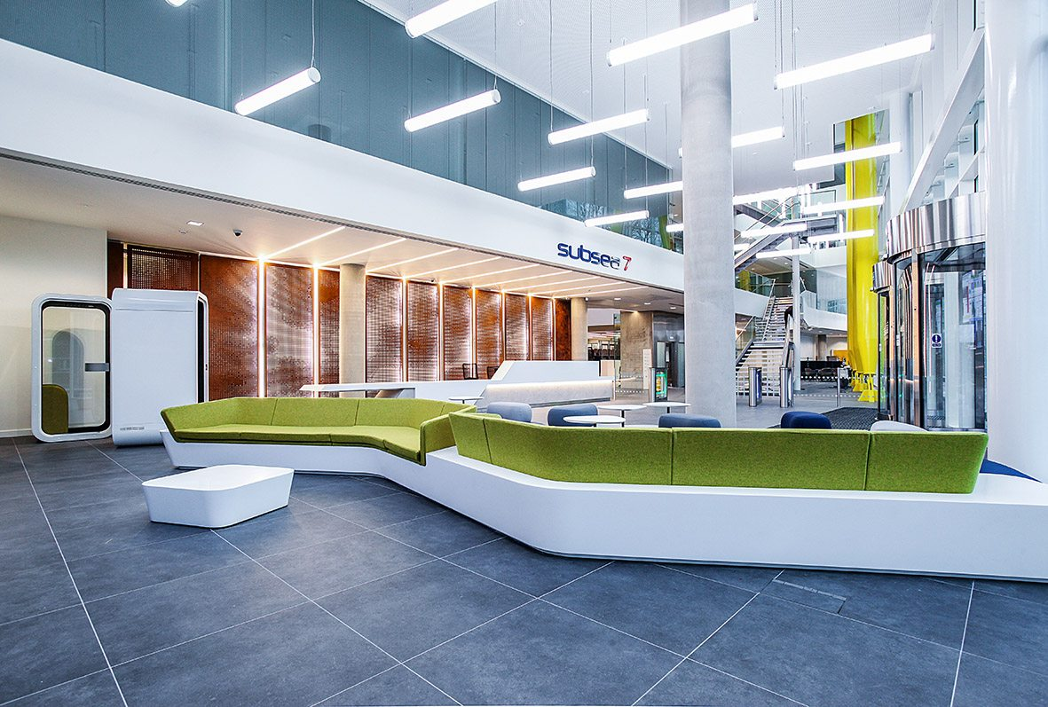 Subsea 7 Office HQ, Sutton, Surrey | CGL