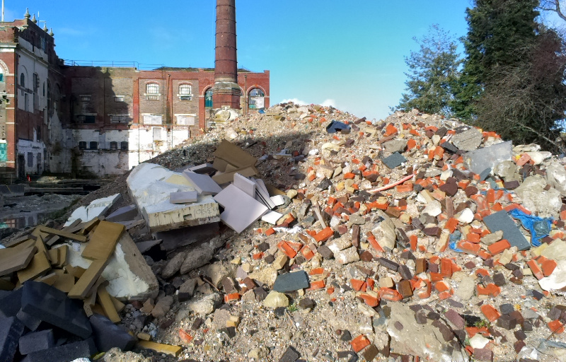 Managing Construction Waste Liabilities – Wakefield