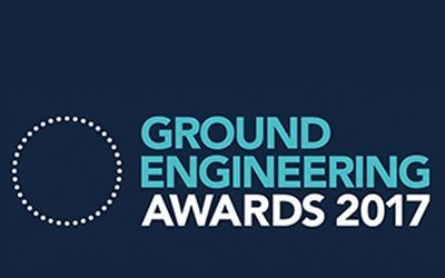 CGL Shortlisted for Four Ground Engineering Awards