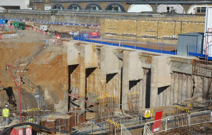 Photo of development near railways - CGL Geotechnical and Geoengineering services