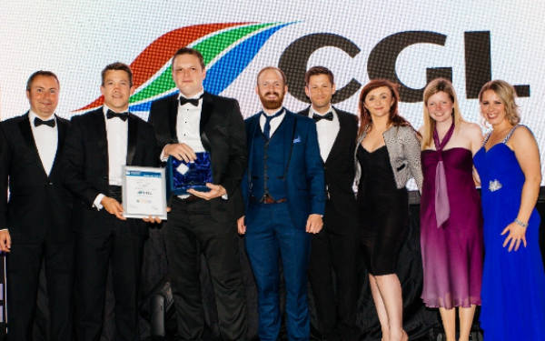 CGL Finalist for People Development Award