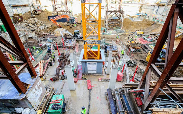 CGL Finalist for Temporary Works Award