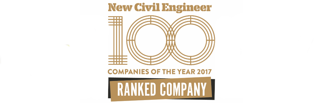 CGL is Ranked by NCE as 66th in Top 100 Civil Engineering
