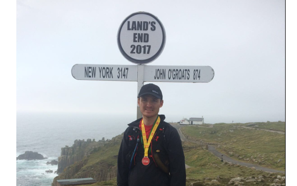 Running Mad: Steve Morgan Completes Ultra Marathon (44.5 miles)