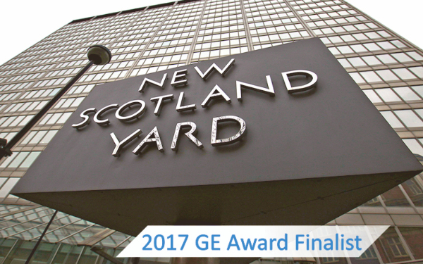 CGL Finalist for 'New Scotland Yard' Ground Investigation of the Year