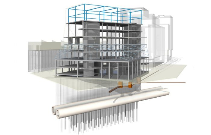 CGL Geotechnical Services - CGI 3D model