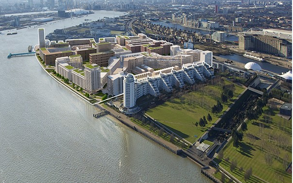 CGL's 15-year Support for Wandsworth Riverside Quarter Redevelopment