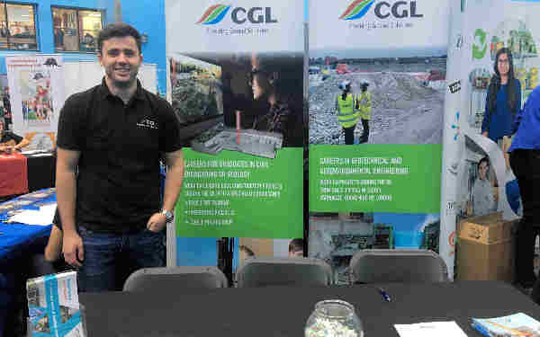 CGL at University of Leeds STEM Fair
