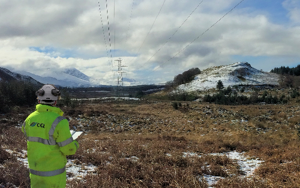 CGL Supporting OHL Upgrade in Beautiful and Remote Highlands