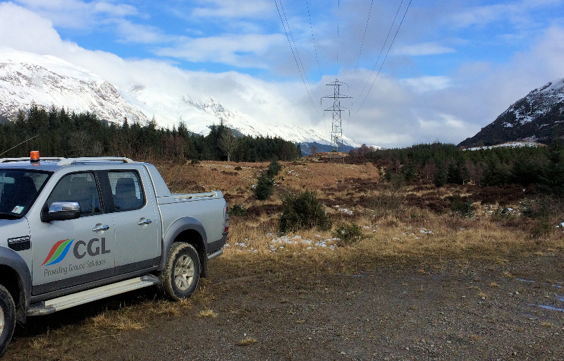 OHL Tower Stability Risk Assessments in Scottish Highlands