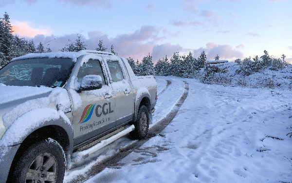 CGL Supports Inveraray to Crossaig Transmission Works