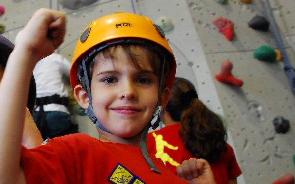 CGL Supports Adventure Centre for Underprivileged Children