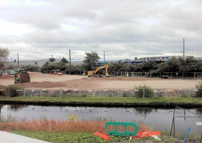 Western Access Earthworks (Southall Waterside)