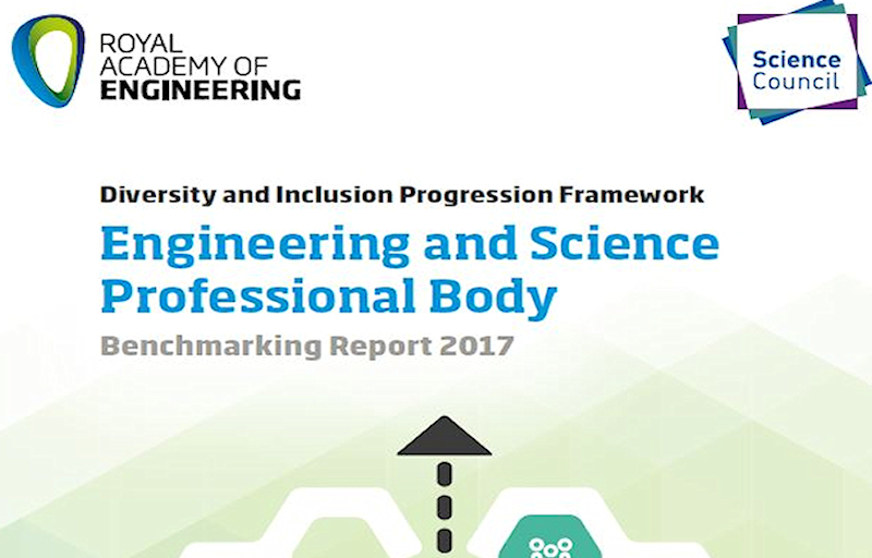 Engineering & Science Professional Body Diversity & Inclusion Benchmarking Report