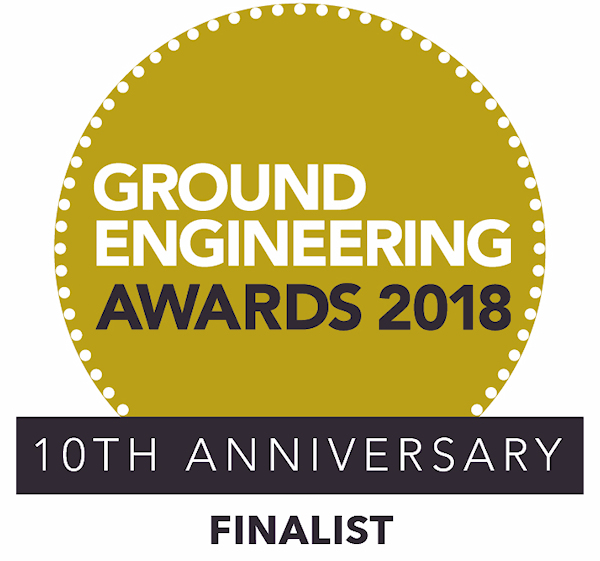 CGL Finalists for Three Awards at the Ground Engineering Awards