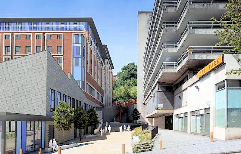 Trenchard Street, Bristol