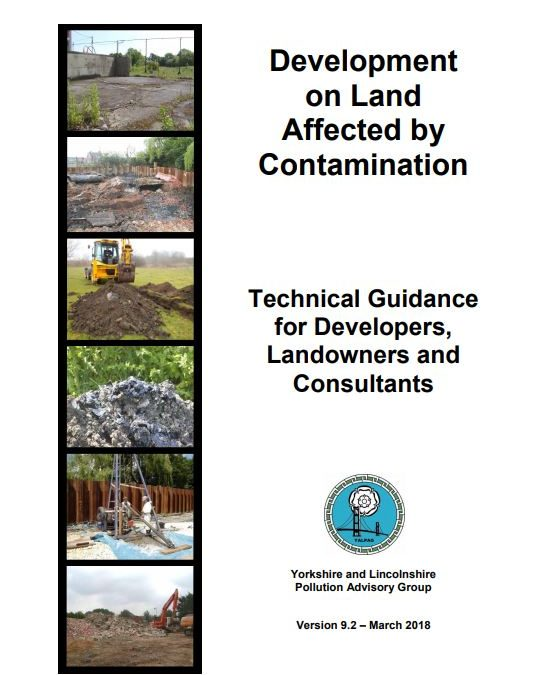 Updated Guidance on Development of Contaminated Land