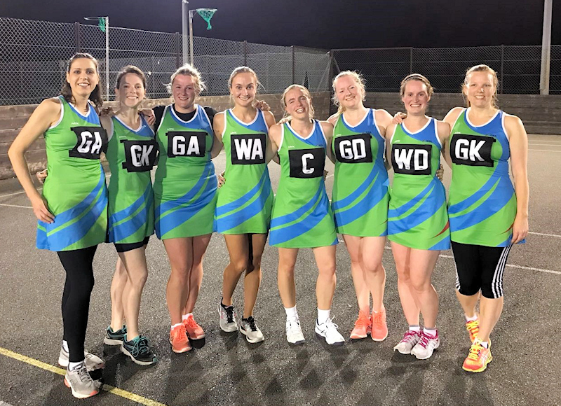 Victory for the CGL Netball Team!
