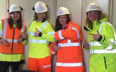 Women Engineers Support INWED18 with Video Selfies
