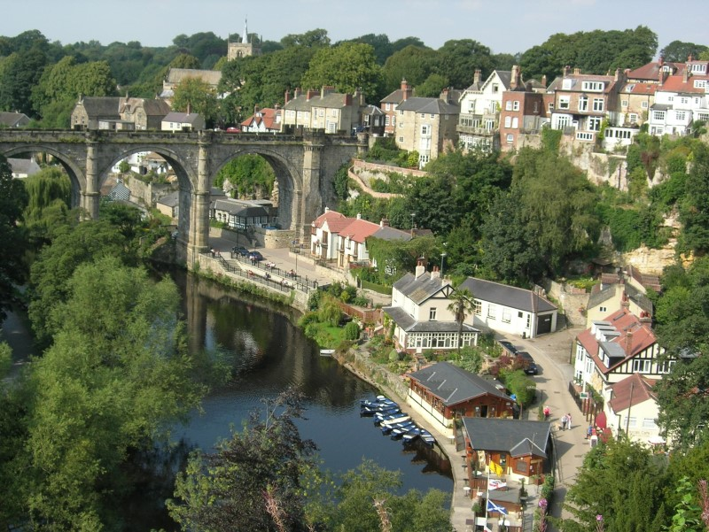 Detailed Geological Studies for Proposed Funicular to Knaresborough Castle