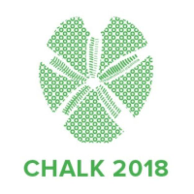 Supporting Chalk 2018 Conference
