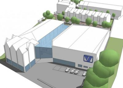 Vanguard Self Storage, Lawrence Hill, Bristol