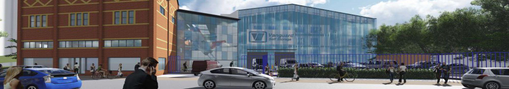 Vanguard Self Storage, Lawrence Hill, Bristol | CGL