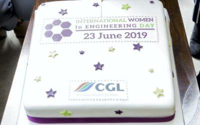CGL Celebrate INWED19