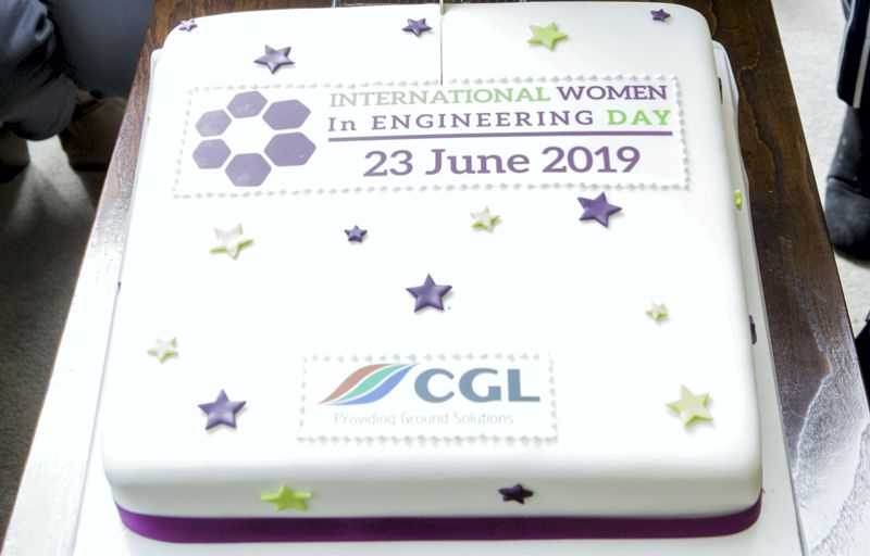 CGL Celebrate INWED19