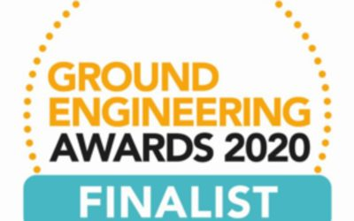 CGL Shortlisted for Six Categories at the 2020 Ground Engineering Awards