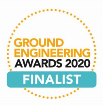Ground Engineering 2017 Awards finalist