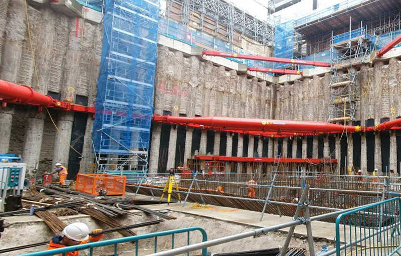 The Deepest Basement Under Construction in London