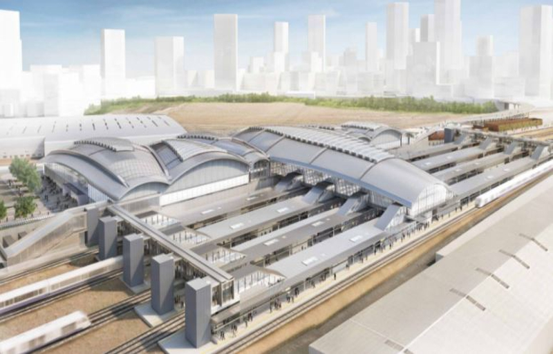 CGL Supervise HS2 Old Oak Common Earthworks