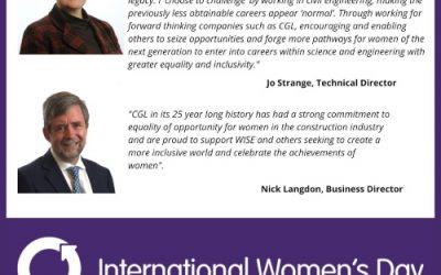 International Women's Day 2021