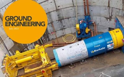 CGL Technical Paper Published in Ground Engineering Magazine