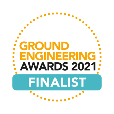 CGL Shortlisted for Five Awards at the 2021 Ground Engineering Awards